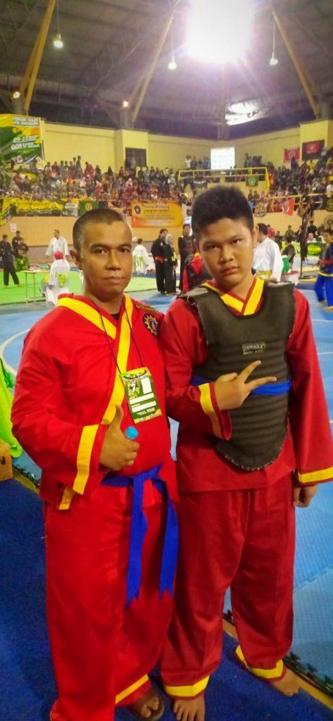 Dua Atlit Tapak Suci SMP Muhammadiyah 2 Kota Malang, Bawa Pulang Dua Medali 1