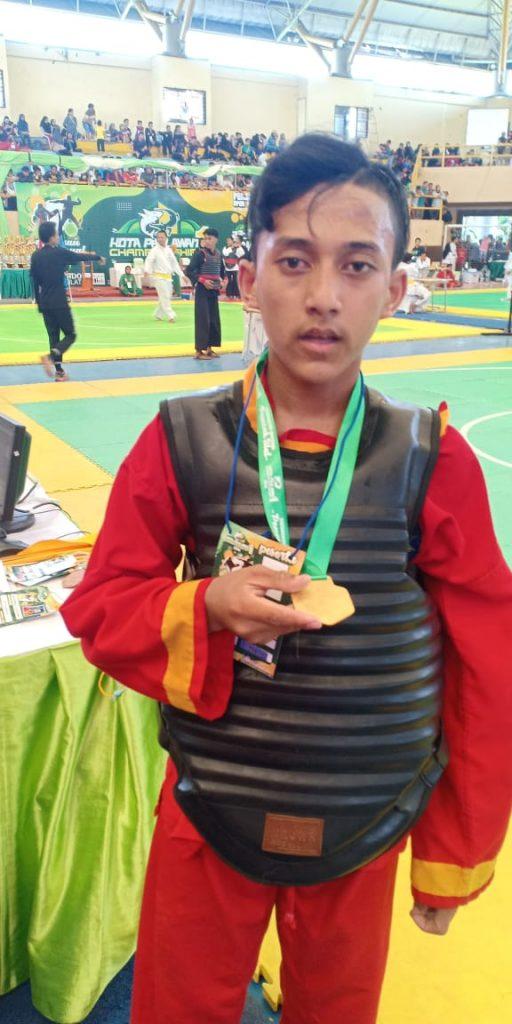 Dua Atlit Tapak Suci SMP Muhammadiyah 2 Kota Malang, Bawa Pulang Dua Medali 2