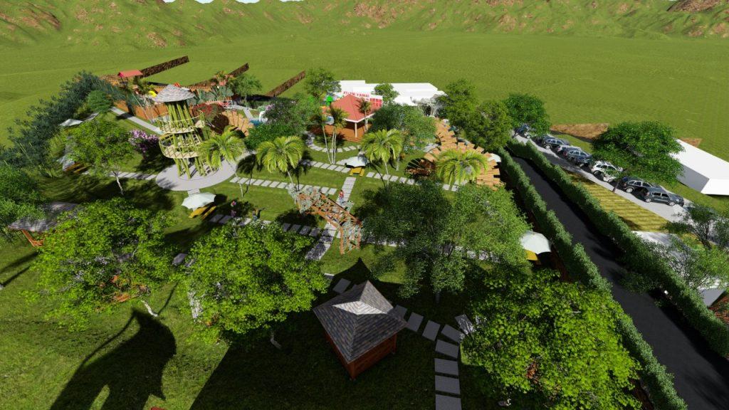 Datangi Lokasi KKN 24-25 UMM, Jalin Komunikasi Perangkat Desa Jajaki Konsep Mengabdi 3