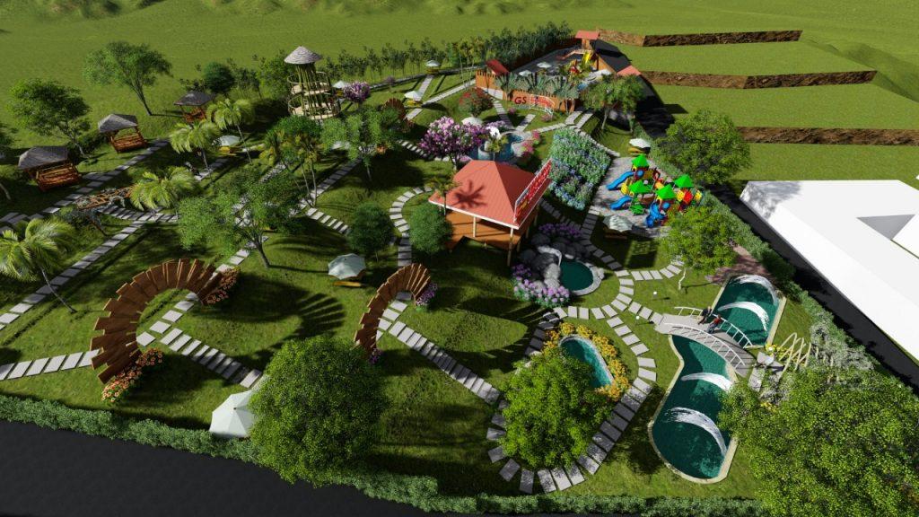 Datangi Lokasi KKN 24-25 UMM, Jalin Komunikasi Perangkat Desa Jajaki Konsep Mengabdi 2