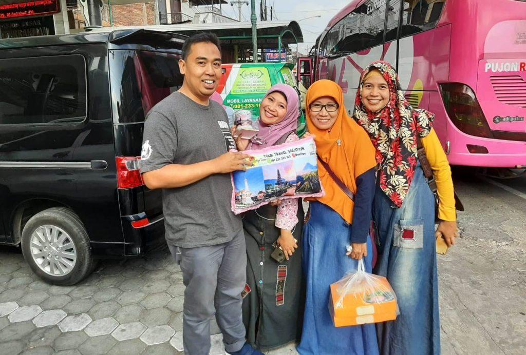 Marvel Amal Usaha Matsamutu, Travel-Tour Wisata Amanah Bermutu 2