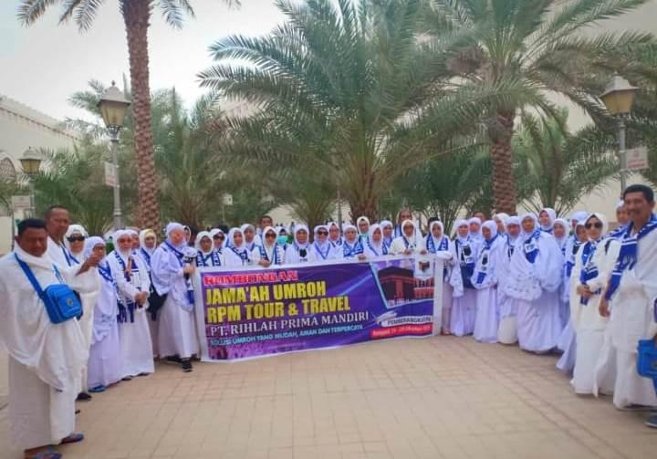 Jamaah RPM Bersemangat Ibadah, Layanan Petugas-Fasilitasnya Membuat Hati Tenang 3