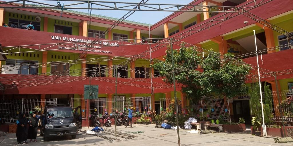 Tlogomas Kompleks Perguruan Muhammadiyah Berbudaya Ekologi 2