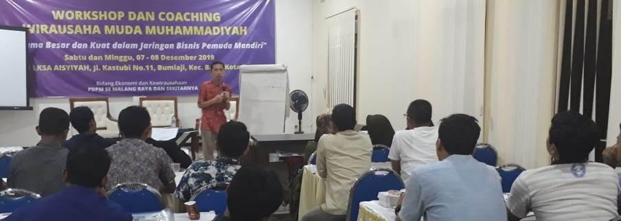 Ada Peluang Pemuda Muhammadiyah Membangun Korporasi Bisnis 2