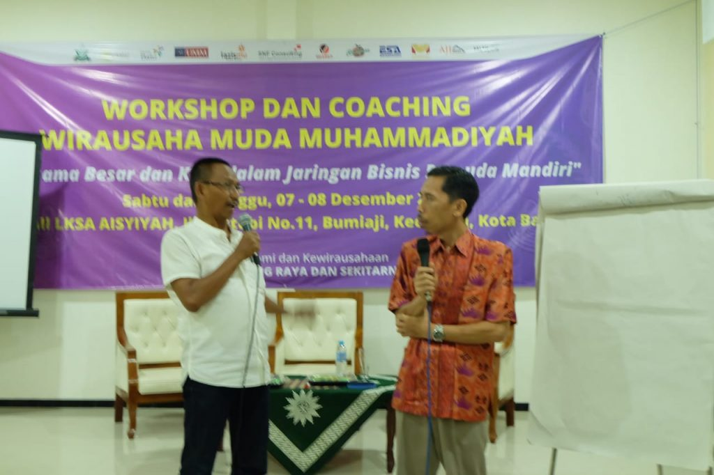 Ada Peluang Pemuda Muhammadiyah Membangun Korporasi Bisnis 1