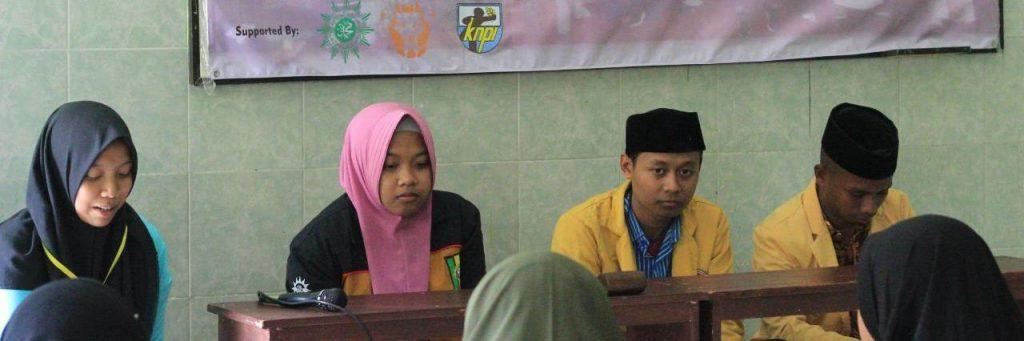 Duet Farhan-Ibnu PD IPM Kota Malang, Fokus Proker Pelajar Literasi 1
