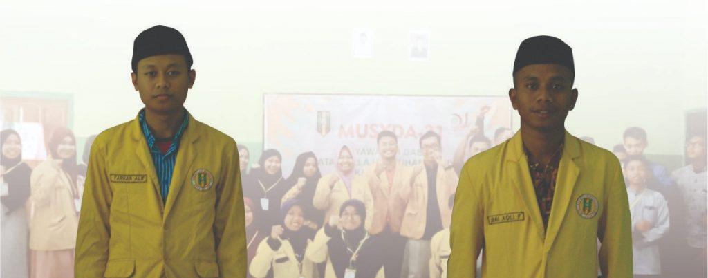 Duet Farhan-Ibnu PD IPM Kota Malang, Fokus Proker Pelajar Literasi 3