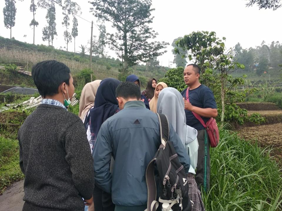 KKN 25 UMM Mulai Turun Gunung Pemetaan Tiga Hal Desa Pengabdian 1