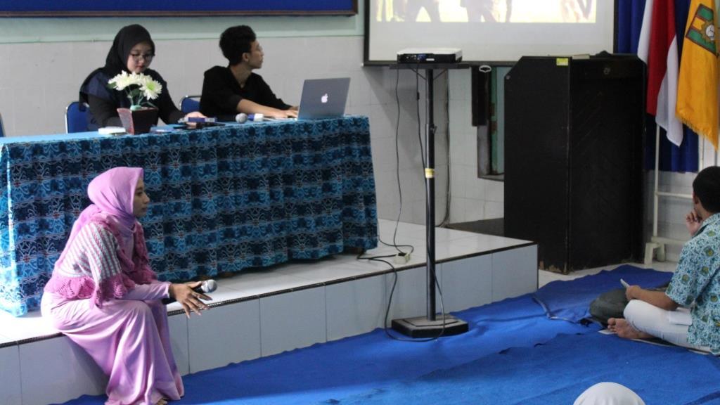 English Program Mamumtaza Gandeng Universitas Brawijaya Gembleng Kompetensi Siswa Speaking-Listening 1