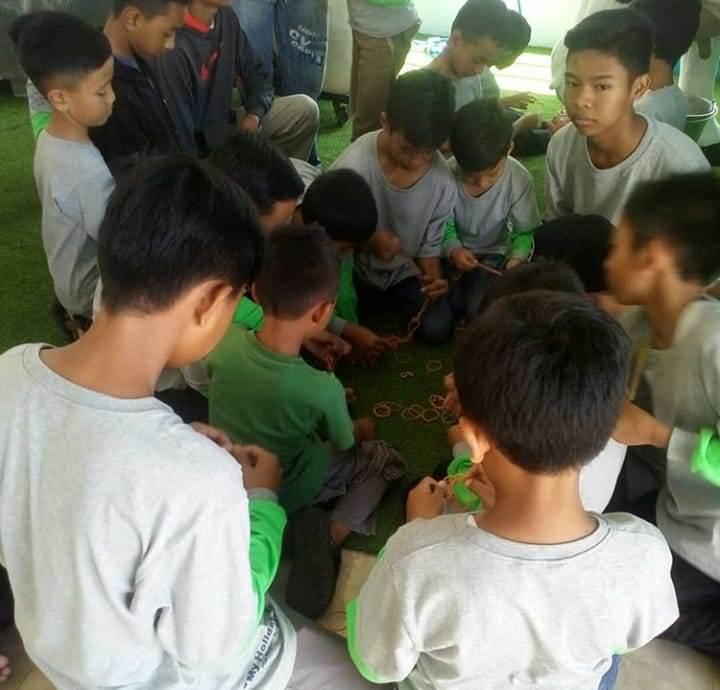 MKS PCA Klojen Beri Santunan Sekaligus Ajak Puluhan Anak Asuh Tadabur Alam 3