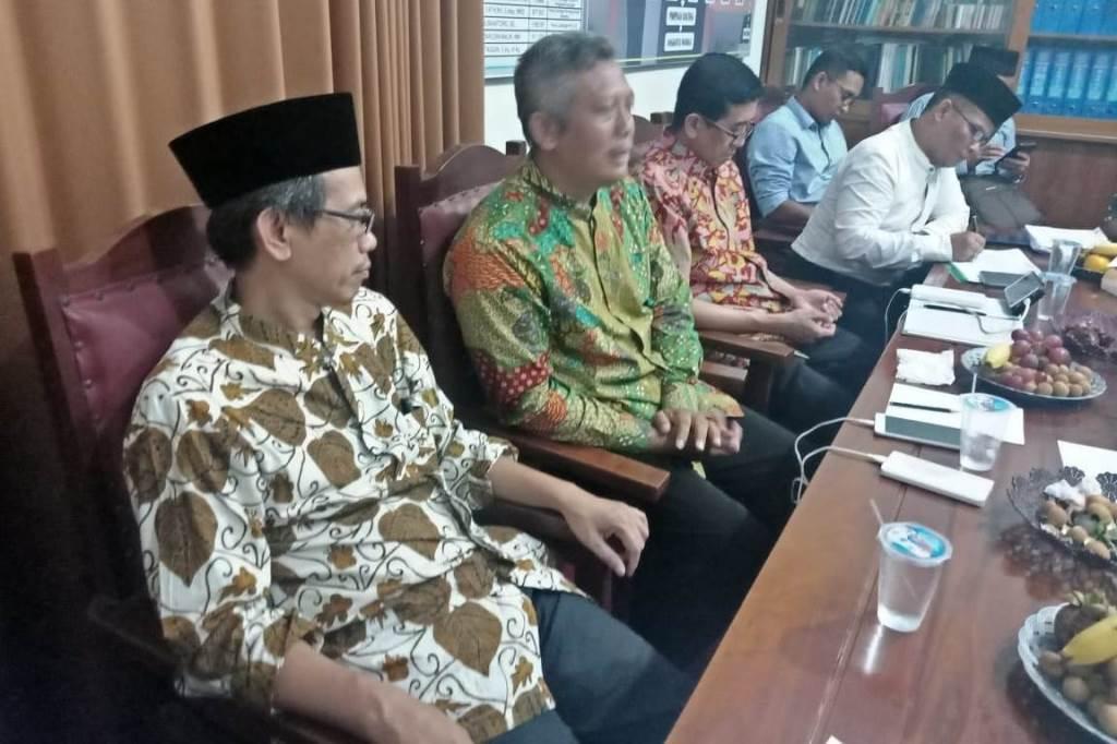 Akhirnya Pansus Perda Miras DPRD Bertemu Majelis Hukum-HAM PDM Kota Malang Bahas Poin Usulan 2