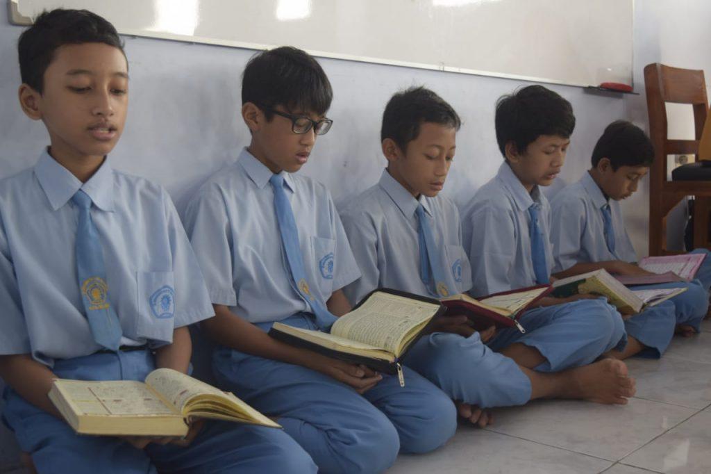 Kegiatan PAS Ismuba SDM 8 KH Mas Mansyur Fokus Penguatan Iman-Peningkatan Takwa Siswanya 1