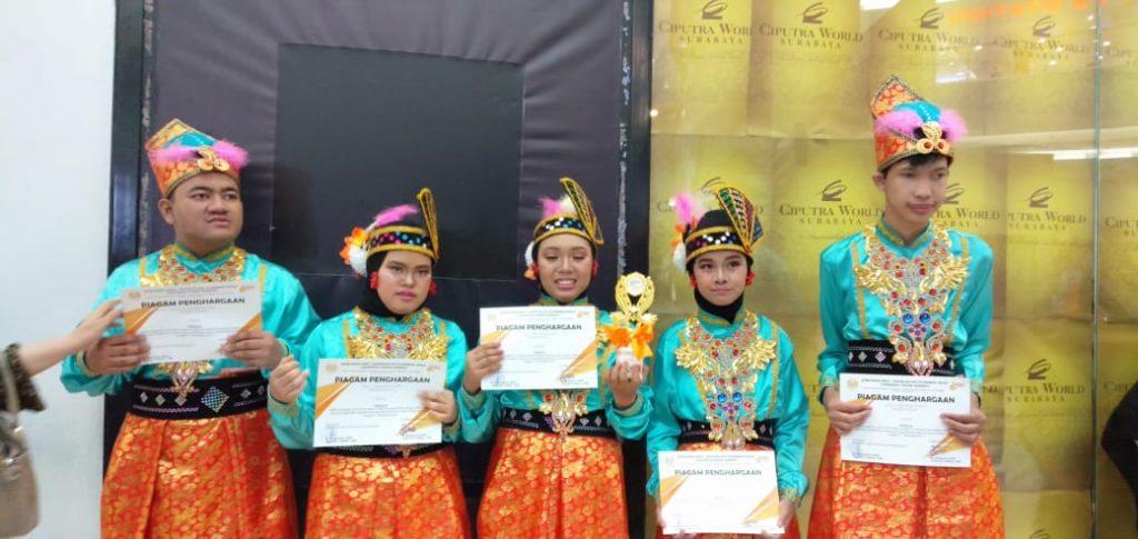 Lima Siswa Cerdas Istimewa SMAMSA, Raih Finalis Favorit Disability Got Talent 1