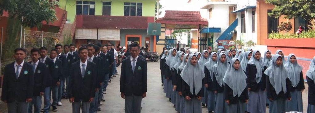 Kasek Nur Cholis Lepas Ratusan Siswa SMK Muda PKL di Sebelas Lembaga Dudi 2