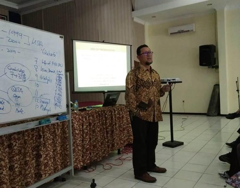 Undang Tokoh Pendidikan Malaysia, Majelis Dikdasmen Motivasi Kasek-Guru Mengelola Sekolahnya 1