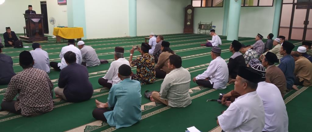 DMI Kota Malang Kumpulkan Takmir Latih Manajemen Masjid 1