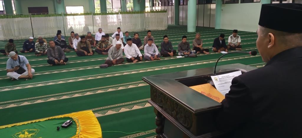 Jumlah Marbot-Guru Ngaji Bertambah, Honor Per Bulan Dialihkan Pada Kelurahan 1
