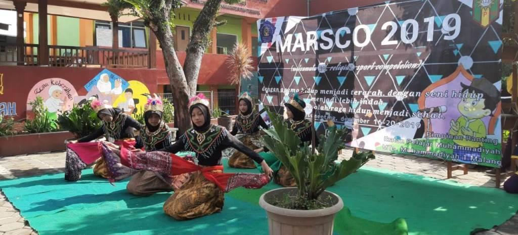 Marsco Siswa Matsamutu Ajang Adu Prestasi Seni, Olahraga dan Religi 1
