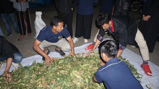Prodi Peternakan UMM, Latih Siswa SMK Teknologi Pakan Berbasis Biofarm 3
