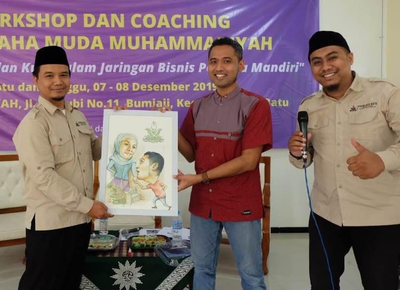 Maksimalkan Brand Pemuda Muhammadiyah Membuka Pintu Usaha 1