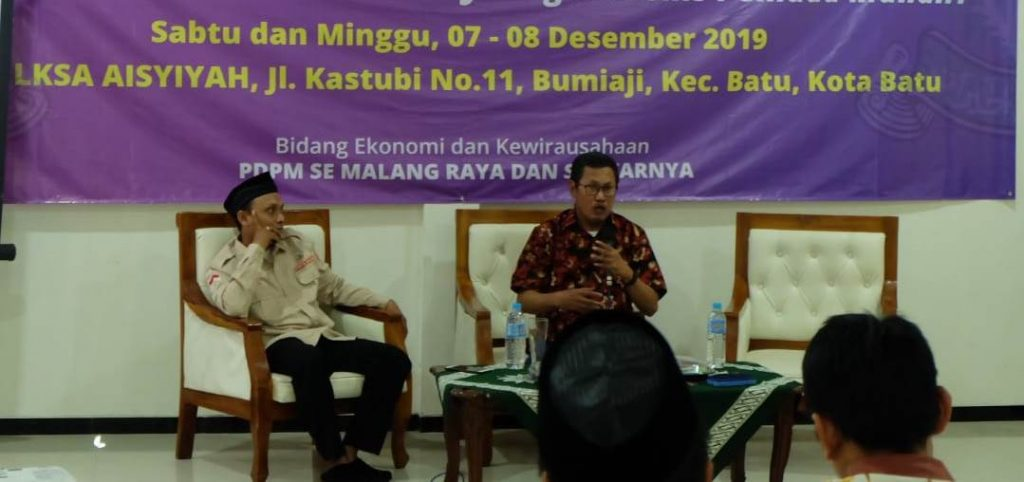 Waspada Politik Pesaing, Nazarudin Turunkan Sembilan Strategi Sukses Karir 2