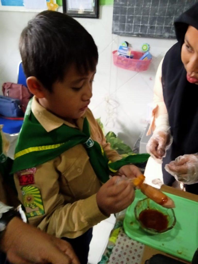 Parent Teaching Cooking Class, Closing Kegiatan Akhir Semester SD Mutu 3