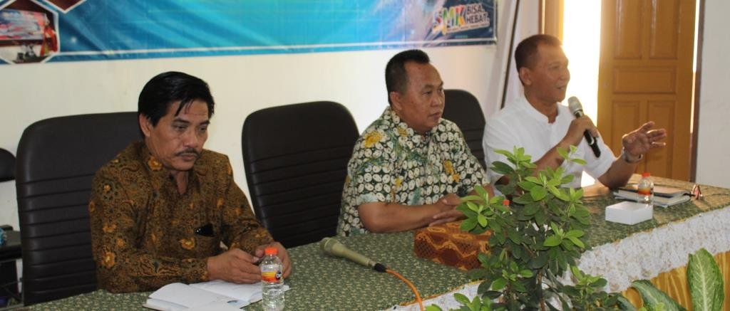 Puluhan Kasek SMK Cabdin Wilayah IV Jateng, Studi Banding SMK Muhisa Malang 2