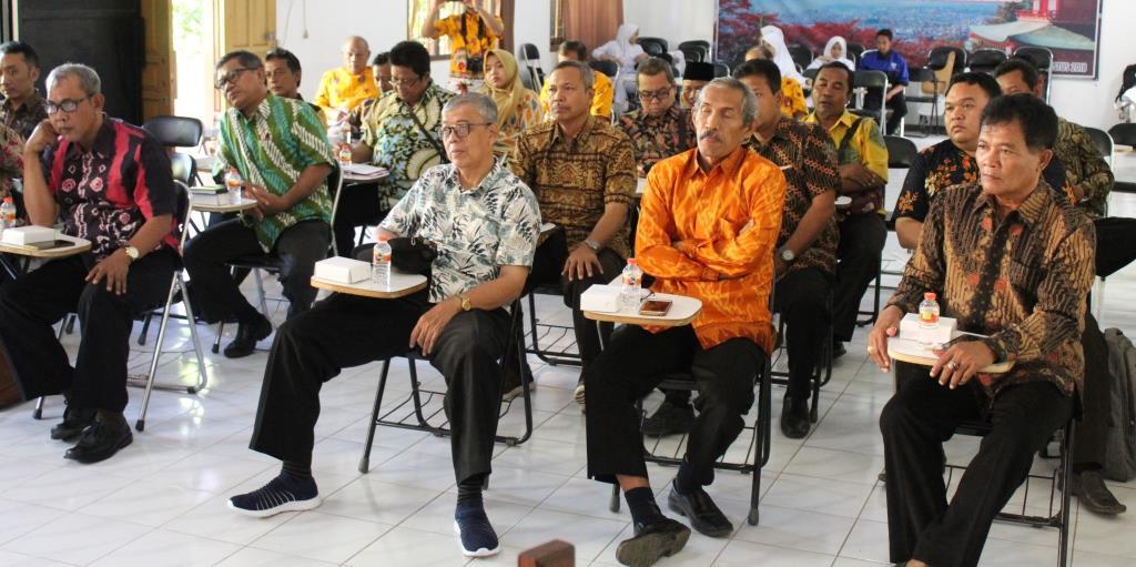 Puluhan Kasek SMK Cabdin Wilayah IV Jateng, Studi Banding SMK Muhisa Malang 1