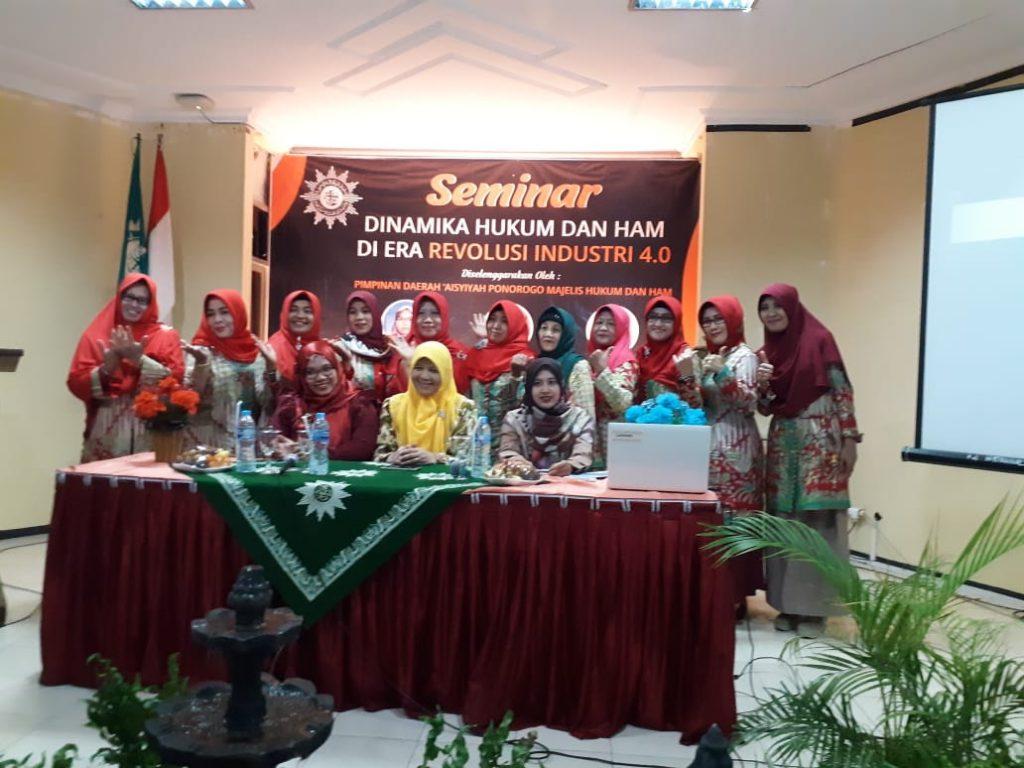 LKBH Aisyiyah Malang Sharing Penanganan Kasus ke Aisyiyah Kabupaten Ponorogo 3