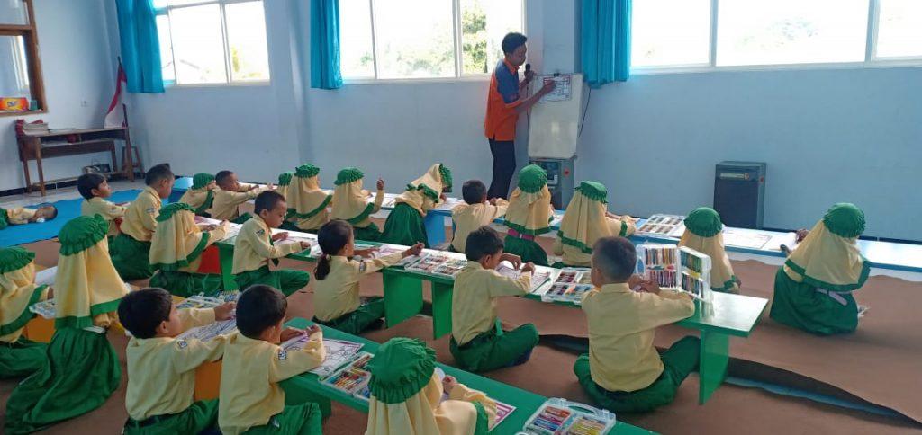 ABA 12 Kokohkan Diri Sebagai Sekolah Kreasi, Siswanya Selalu Berkarya dan Mandiri 1