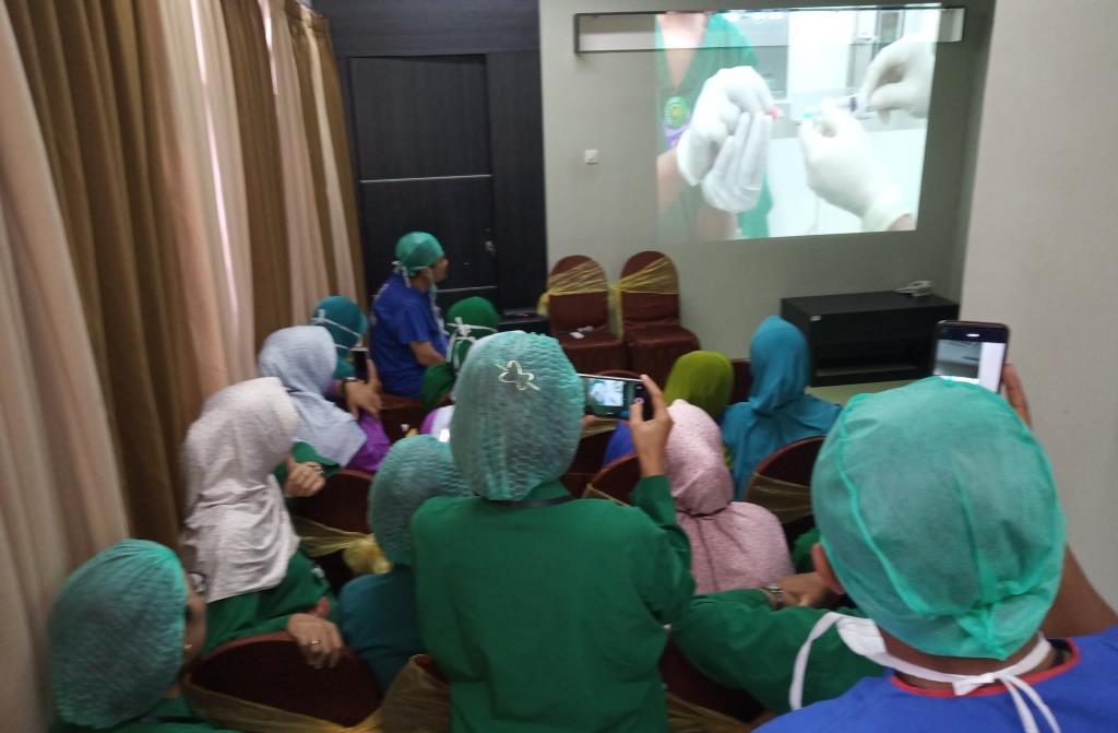 Workshop ERAS Bukti RSI Aisyiyah Selangkah Lebih Maju Dibandingkan Rumah Sakit Lain 2