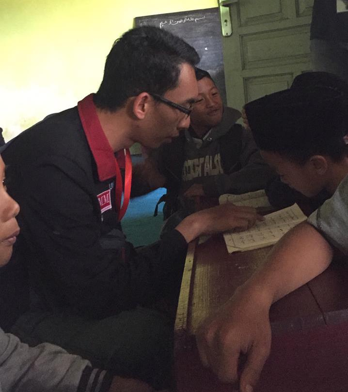 Paginya Kerja Bakti, Sore Hari Mengajar Bimbel-Ngaji TPQ 2