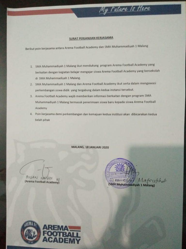 SMAMSA Sekolah Islami, Sekaligus Lembaga Kader, Bahasa dan Olahraga 3
