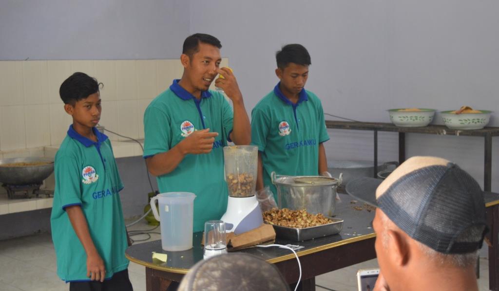 Panti Bareng Malang- Universitas Brawijaya MoU Life Skill Peternakan 1