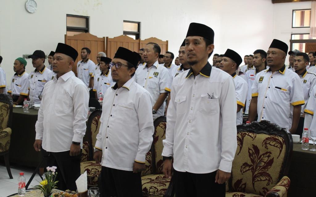 Rakorda 2020 PKS Fokus Empat Program Berkhidmat Pada Rakyat 1