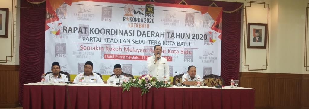 Meski Wacana, Lima Kader PKS Siap Maju Pilkada Batu 2
