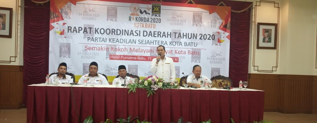 Target Satu Fraksi Mandiri Tercapai, DPD PKS Kota Batu Rapatkan Barisan Bahas Program Tahunan 1