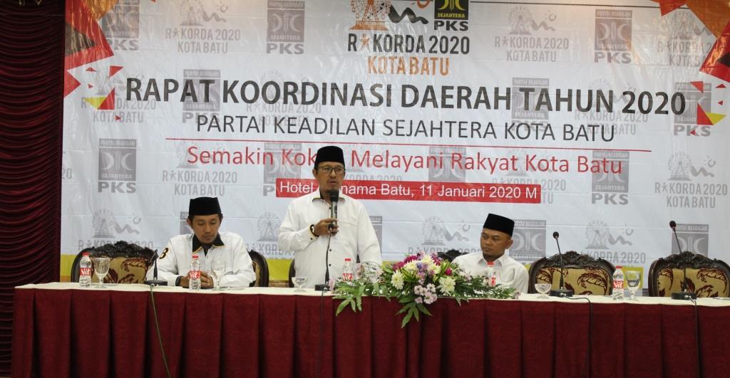 Target Satu Fraksi Mandiri Tercapai, DPD PKS Kota Batu Rapatkan Barisan Bahas Program Tahunan 2