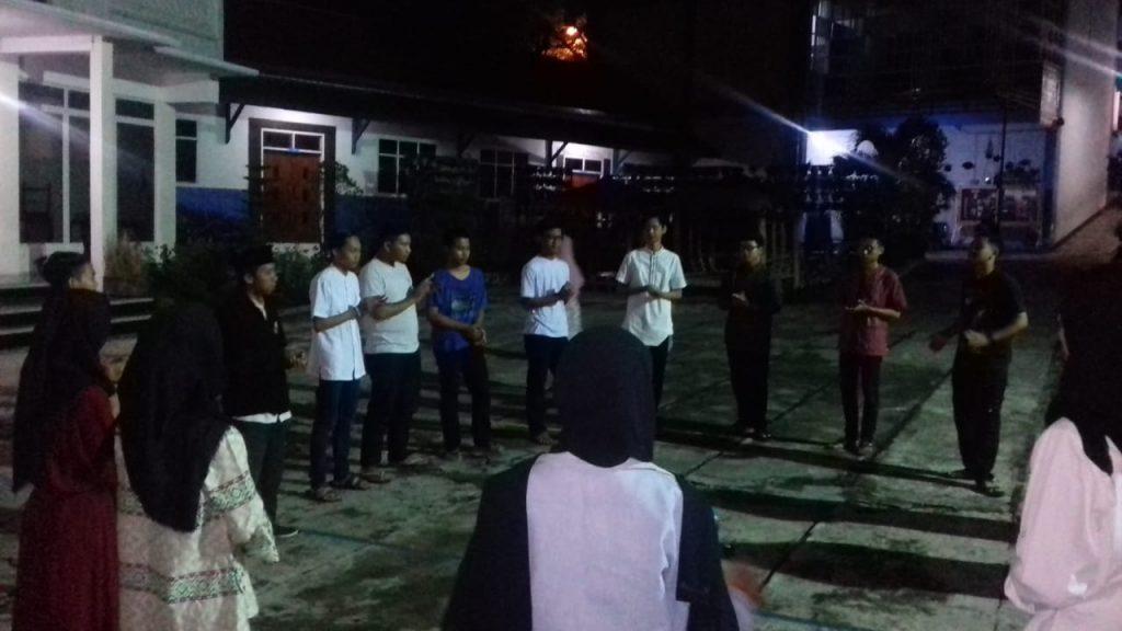 Program Pekan Mabit SMAMSA Malang, Pengkaderan  Siswa Al Islam-Kemuhammadiyahan 1