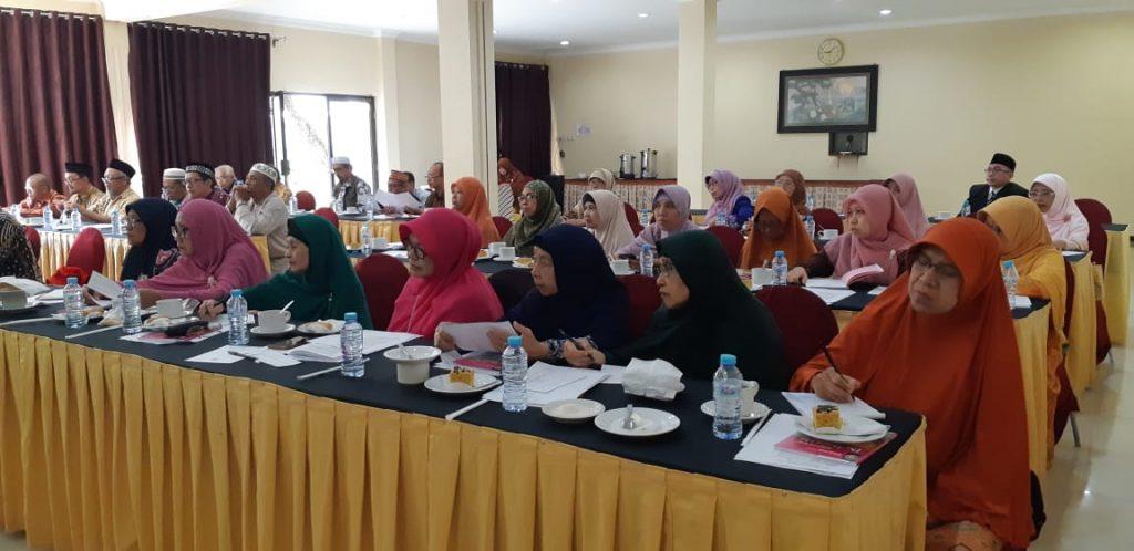 50 Instruktur KBIHU RSI-Haji Plus TCU Pendalaman Materi Ibadah 1