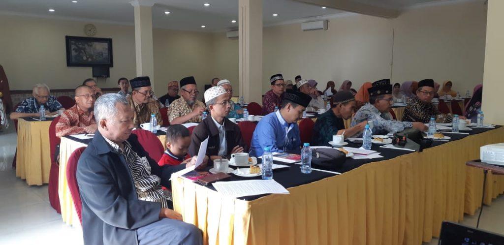 50 Instruktur KBIHU RSI-Haji Plus TCU Pendalaman Materi Ibadah 2