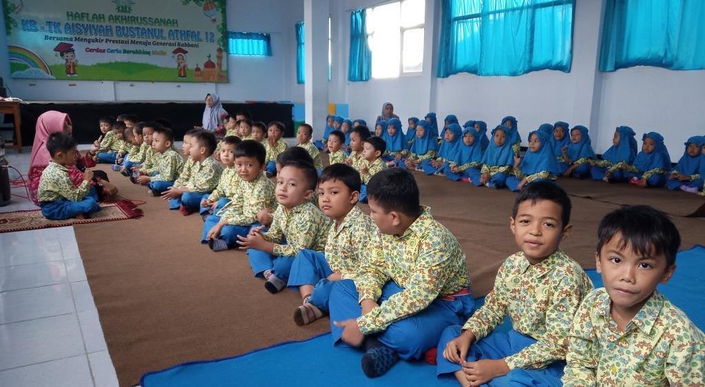 Shalat Dhuha Siswa ABA 12 Kota Malang Menjadi Wasilah Mudah Menghafal 1