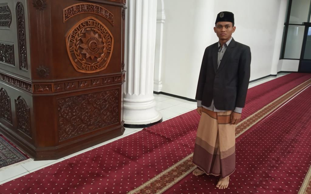 Dinamika Imam Masjid Ar Fachrudin UMM, Magang Dulu Sebagai Takmir Harus Hafal Minimal 2 Juz 1