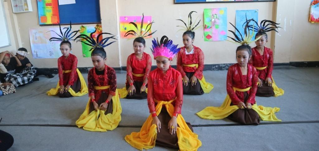 Sang Pengabdi Mulai Mengajar di SD Negeri 4 Pandesari 3