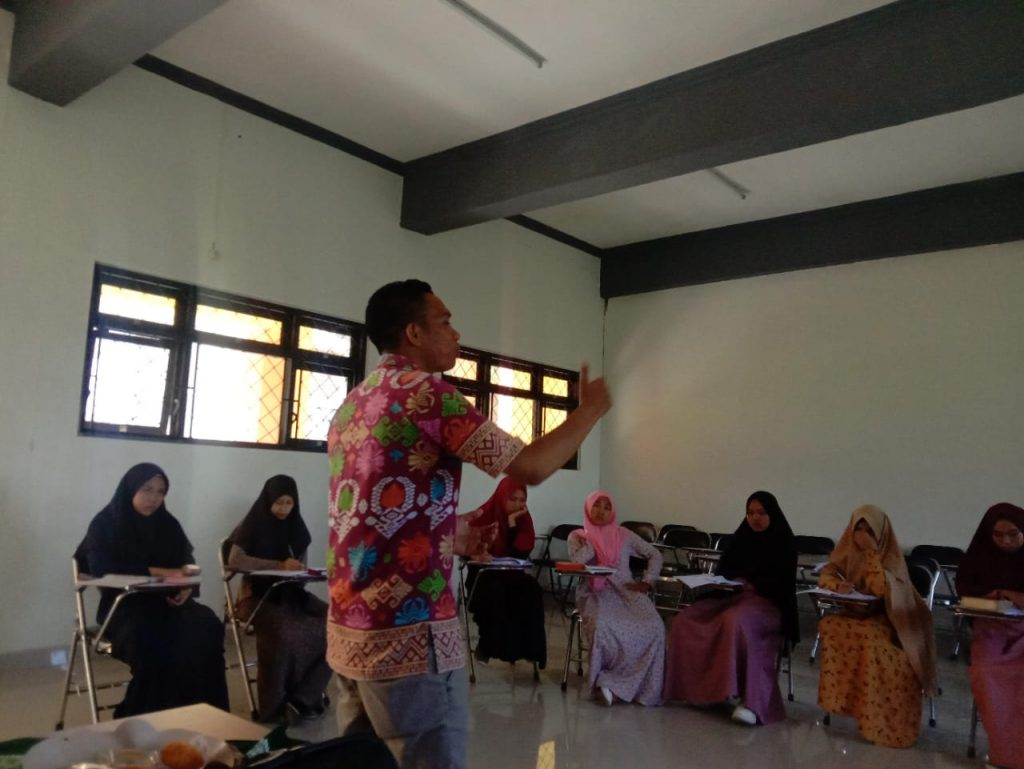 Gelar Darul Arqam IMM NTB, Tekankan Kader Pegang Tri Kompetensi Dasar 1