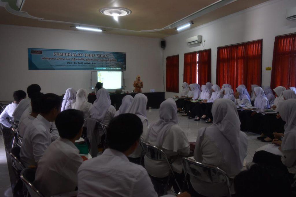 Bekali Mahasiswa FIKES UMM Soft Skill, Bentuk Kepribadian Perawat Islami, Terampil, Unggul 1