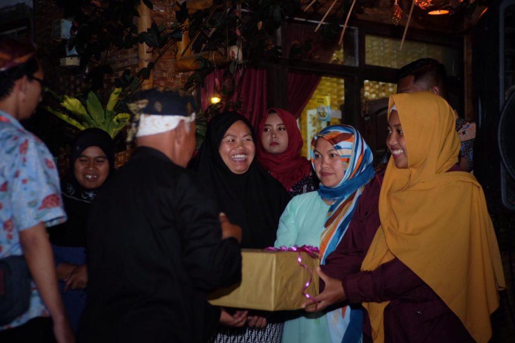 Pentas Seni-Makan Malam Bersama, Closing Bahagia KKN 24 UMM Bertema Kampung Budaya 3
