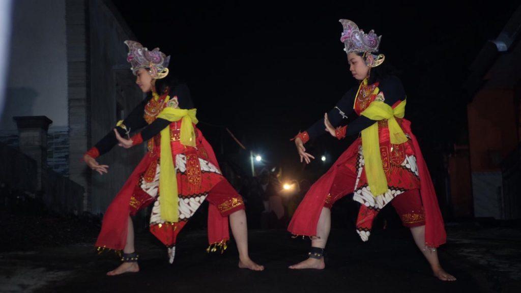 Pentas Seni-Makan Malam Bersama, Closing Bahagia KKN 24 UMM Bertema Kampung Budaya 1