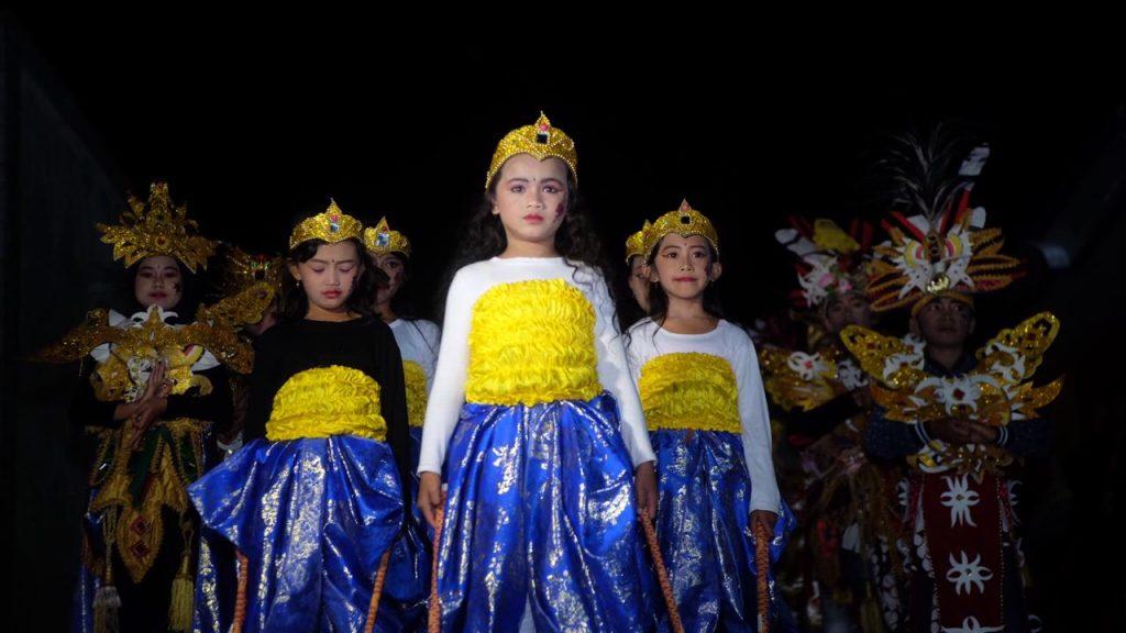 Pentas Seni-Makan Malam Bersama, Closing Bahagia KKN 24 UMM Bertema Kampung Budaya 4