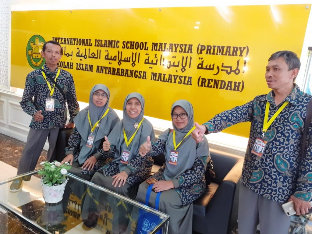 Mamumtaza Gunakan ATM Transfer Manajemen IIUM-SRA Malaysia 1